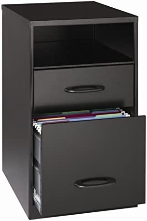 Pemberly Row 2 Drawer File Cabinet