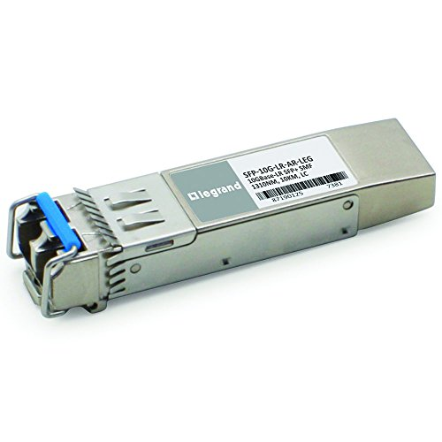 C2G/Cables to Go SFP-10G-LR-AR-LEG Arista Network Compatible 10GBase-LR SMF SFP+ Transceiver Module - TAA Compliant from C2G