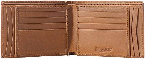 Tb0m5703 Timberland Men's Wallet D78 Brown Timberland Men's Golden Brown wqrttP