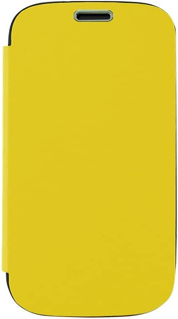 Cellet Arium French Bumper Flip Cover Case For Samsung Galaxy S3 Canary Yellow Amazon Ca Cell Phones Accessories