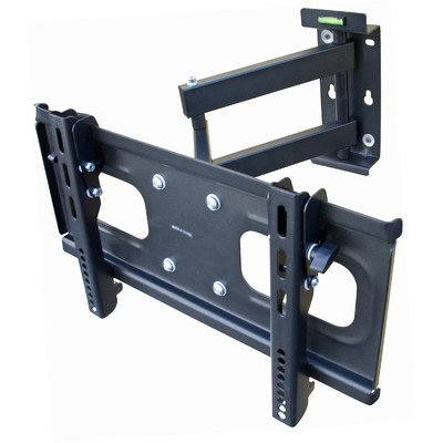Mount-It! MI-398B / PA 924 Articulating TV Wall Mount for LCD, LED, Plasma 32''-55'' Screen Sizes, Concrete or Brick Wall Mount by Mount-It!
