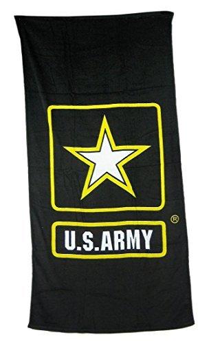 U.S. Army Flag Cotton Beach Towel 30