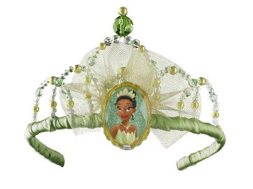 Disguise Disney Princess And The Frog Princess Tiana Tiara Costume (Princess And Frog Halloween Costume)