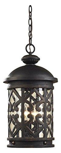 Tuscany Coast 3 Light Lantern Pendant