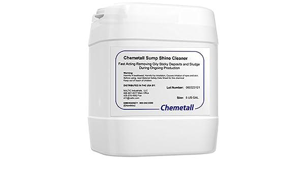 Chemetall Sump Shine 55 US Gallon: Amazon com: Industrial & Scientific