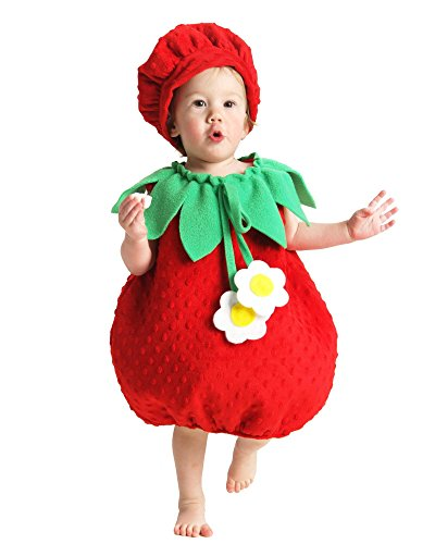 Princ (Strawberry Toddler And Baby Costumes)