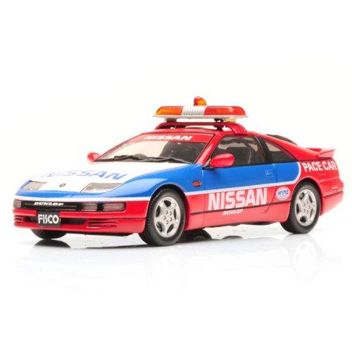 1/43 ニッサン フェアレディZ 富士スピードウェイ ペースカー フィスコ(レッド×ブルー×ホワイト) 03441AFの商品画像
