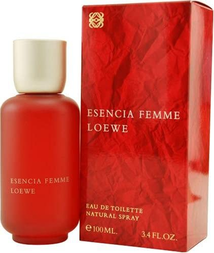 perfume loewe esencia de femme
