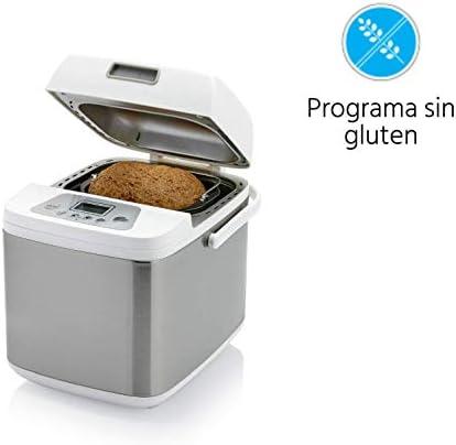 Princess 152007 – Machine à pain Deluxe – Programme sans gluten