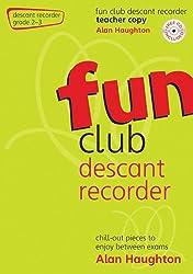 Fun Club Descant Recorder - Grade 2-3 Teacher