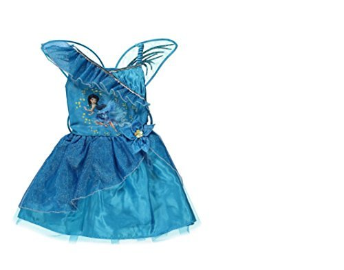 Silvermist Costume (Disney George Silvermist Fairy Costume Age 5-6 Years by George)