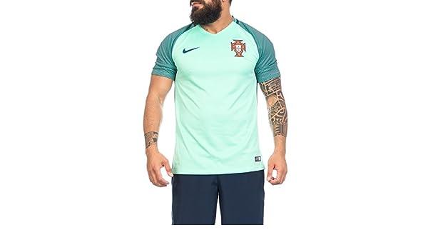 Portugal Mens Football Replica Away Euro 2016 Jersey 27561f4b8ced0