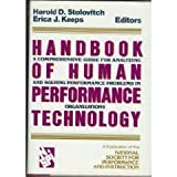 img - for Handbook of Human Performance Technology: A Comprehensive Guide for Analyzing and Solving Performance Problems in Organizations (Jossey-Bass Managem) book / textbook / text book