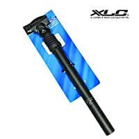 XLC Suspension Alloy Seatpost 27.2 mm x 350 mm Montaje de perno único