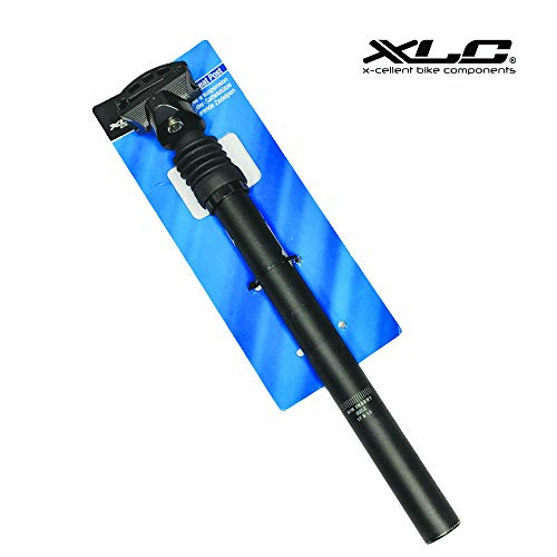 XLC Suspension Alloy Seatpost 27.2 mm x 350 mm Single Bolt Mounting