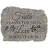 "Carson, Garden Stone ""Faith Love"" For Sale"