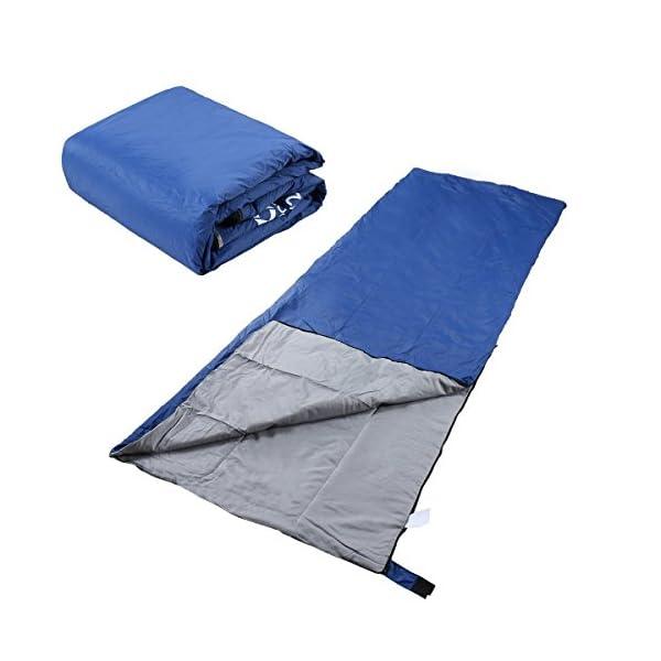 ec4a395db66 ECOOPRO Warm Weather Sleeping Bag – Portable ...