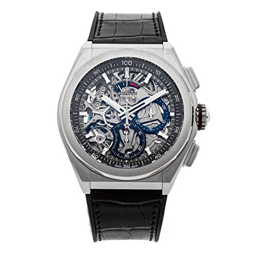 Zenith Defy Mechanical (Automatic) Skeletonized Dial Mens Watch 95.9000.9004/78.R582 (Certified Pre-Owned)