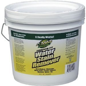 A-MAZ Water stain remover - 1 Gallon by A-Maz