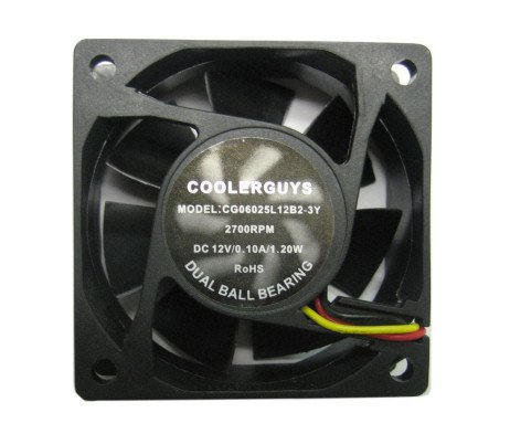 Ball Bearing Low Speed Fan - 9