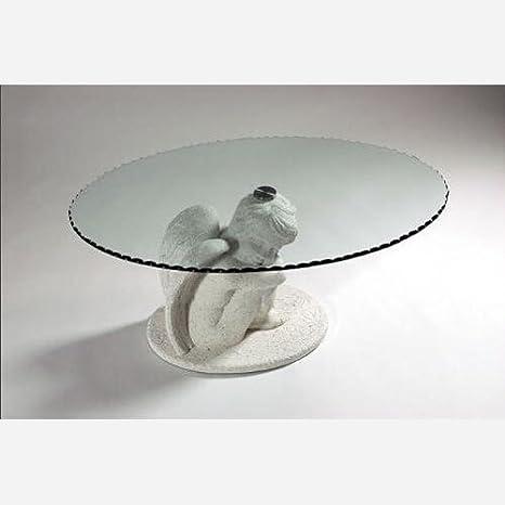 Tavolino da salotto in vetro - MO61A: Amazon.it: Casa e cucina