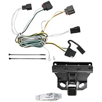 class 3 trailer hitch wiring for 2007 2010. Black Bedroom Furniture Sets. Home Design Ideas