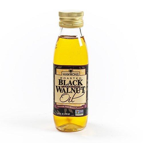 Roasted Black Walnut Oil (8 ounce)
