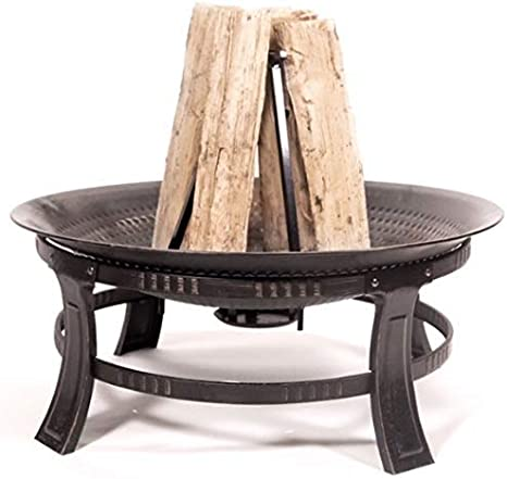 TITM Fire Pit Log Stand/'s Liddle Skiddle
