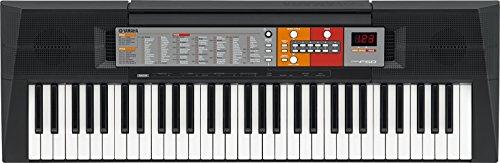 Yamaha PSR-F50 Keyboard (61-Tasten, LED-Display, 6 Watt)