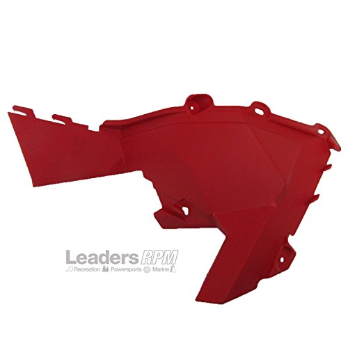 Ski-Doo New OEM Side Bottom Panel Molding RED RH REV-XP 517304420
