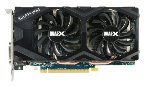 Sapphire OC 2GB DDR5 PCI-Express Graphics Card