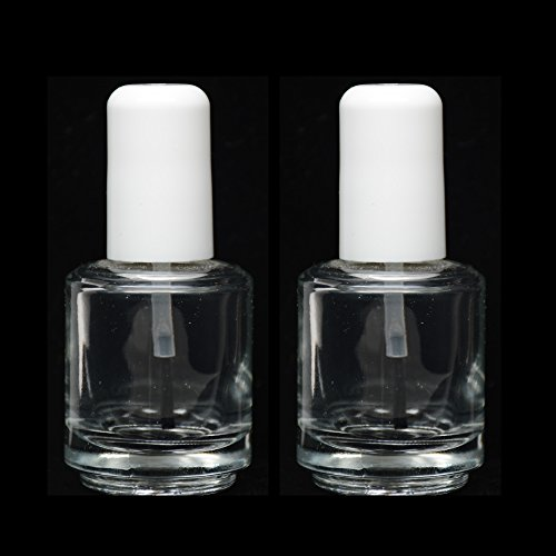 empty-polish-bottles-clear-with-brush-cap-and-mixing-ball14ml-05-oz-2-pcs