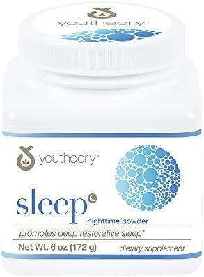 Youtheory Sleep Powder Advanced, 6 Ounce Bottle