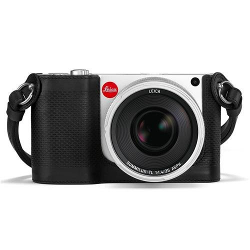 Leica Leather Protector for TL (Black) by Leica