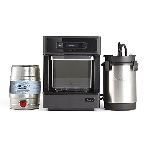 Pak Natural - PicoBrew PICO Model C Beer Brewing Appliance, Black