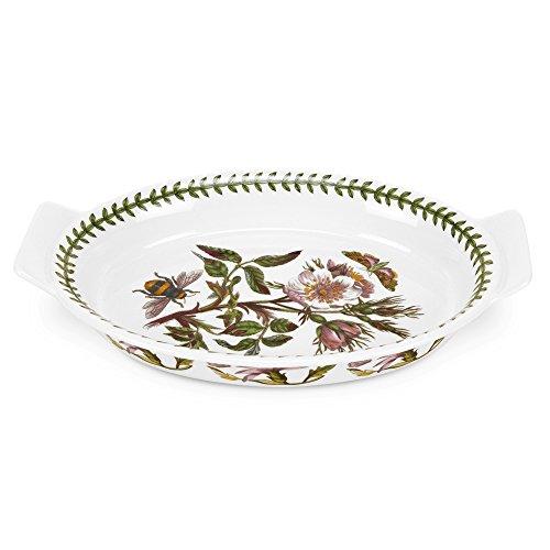 (Portmeirion Botanic Garden Oval Gratin Dish, Small)