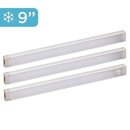 I BLACKDECKER LED Under Cabinet Lighting Kit 3Bars 9 Inches Each
