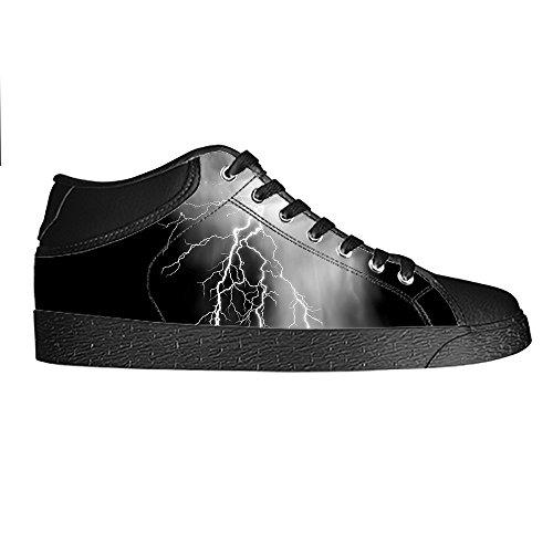 Canvas Custom D Sneakers Segeltuchschuhe Beleuchtung shoes Lace top Leinwand Turnschuhe Schuh up Mens Schuhe High UfEwqZaf