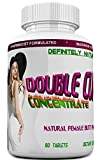 Double Curves Concentrate Female Butt Enlargement Pills. Booty Enhancement. Naturally Increase Your Buttocks Size. Glutes Enlarger, Booty Enhancer. 90 Tablets