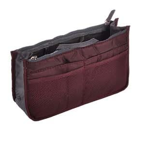 Makeup Insert Handbag Organiser Insert Organizer Tidy Travel Cosmetic Pocket