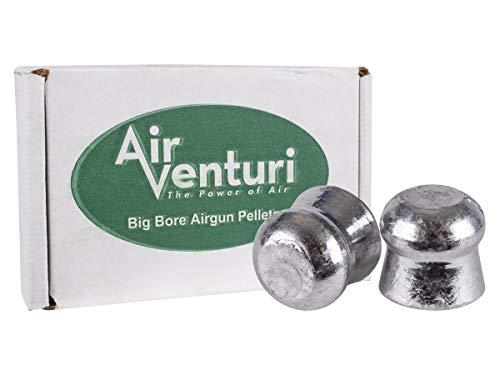 Air Venturi 45 Caliber 138gr Flat Point Pellet, 100 ct by Air Venturi