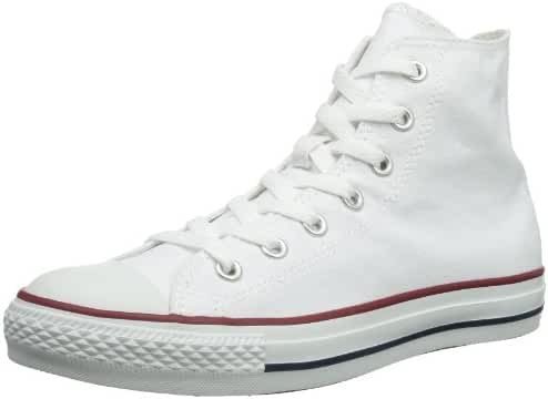 Converse Chuck Taylor All Star High Top Optical White M7650 Mens 5.5