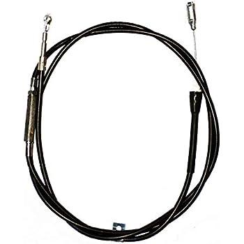Amazon.com: Ineedtech - Cable de transmisión de cortacésped ...