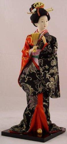 """16"""" Japanese GEISHA Oriental Doll DOL6003-16"""