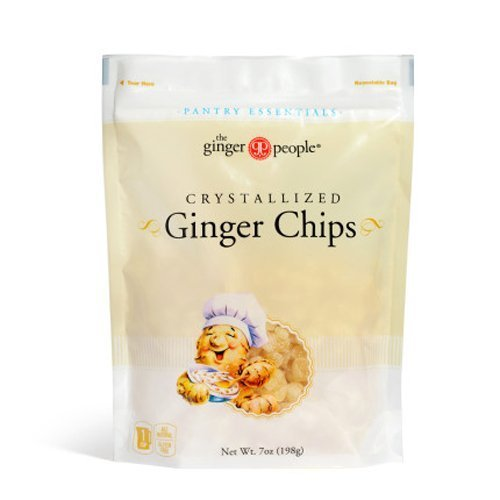 Sur La Table The Ginger People Bakers' Cut Crystallized Ginger Chips, 7 (Australian Crystallized Ginger)