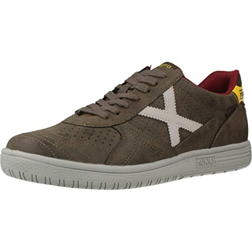 Unisex Adulto G Zapatillas 3 Marrón 969 Munich De Deporte marron 969 Jeans aw0RxUAq