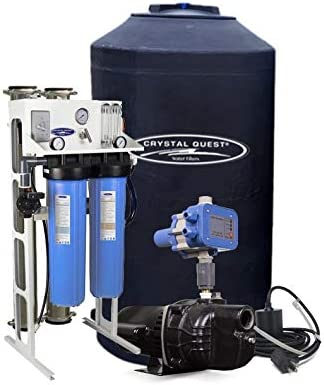 Crystal Quest 1500 GPD RO water filter