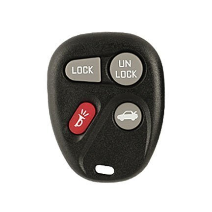 1997-2000 Buick Century Replacement Keyless Entry Remote with free programming instructions and World Wide Remotes Guide ()