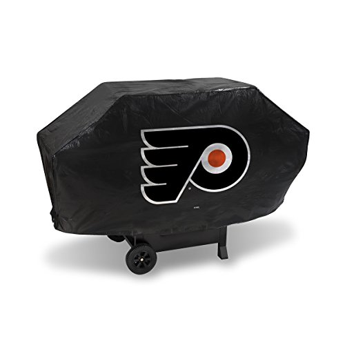 (Rico Philadelphia Flyers NHL DELUXE Heavy Duty BBQ Barbeque Grill)