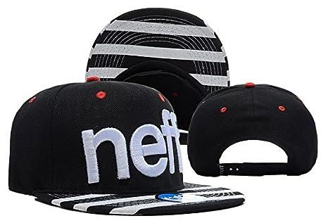 Hip Hop ajustable Neff Snapback Gorra de béisbol de Lu: Amazon.es: Deportes y aire libre